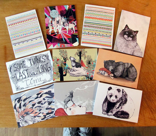 New Greeting Cards by www.sandradieckmann.com
