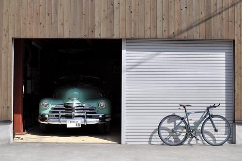 1948 Chevy Fleetline & GT Gutterball