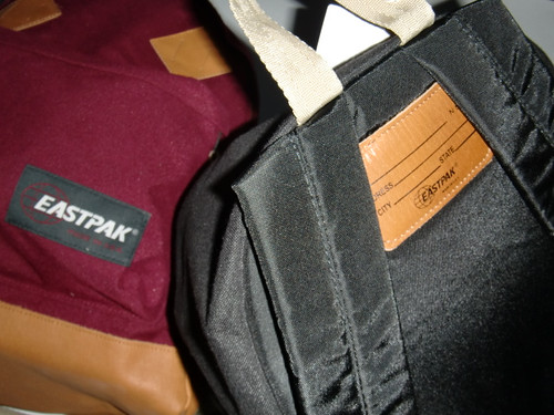 EASTPAK AUTHENTIC RETURNITY COLLECTION
