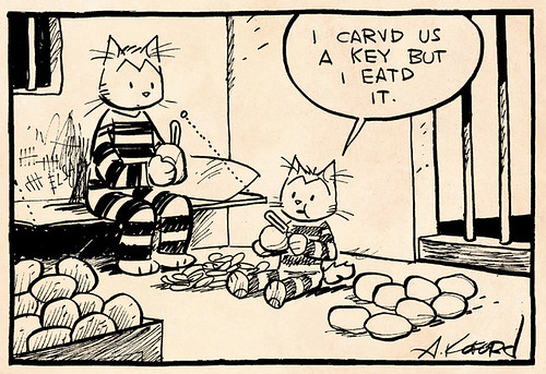 Laugh-Out-Loud Cats #1938 by Ape Lad