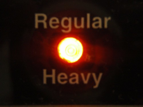 regular heavy