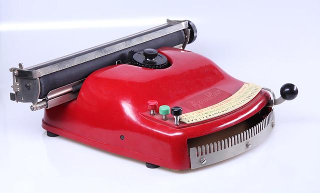Bambino typewriter