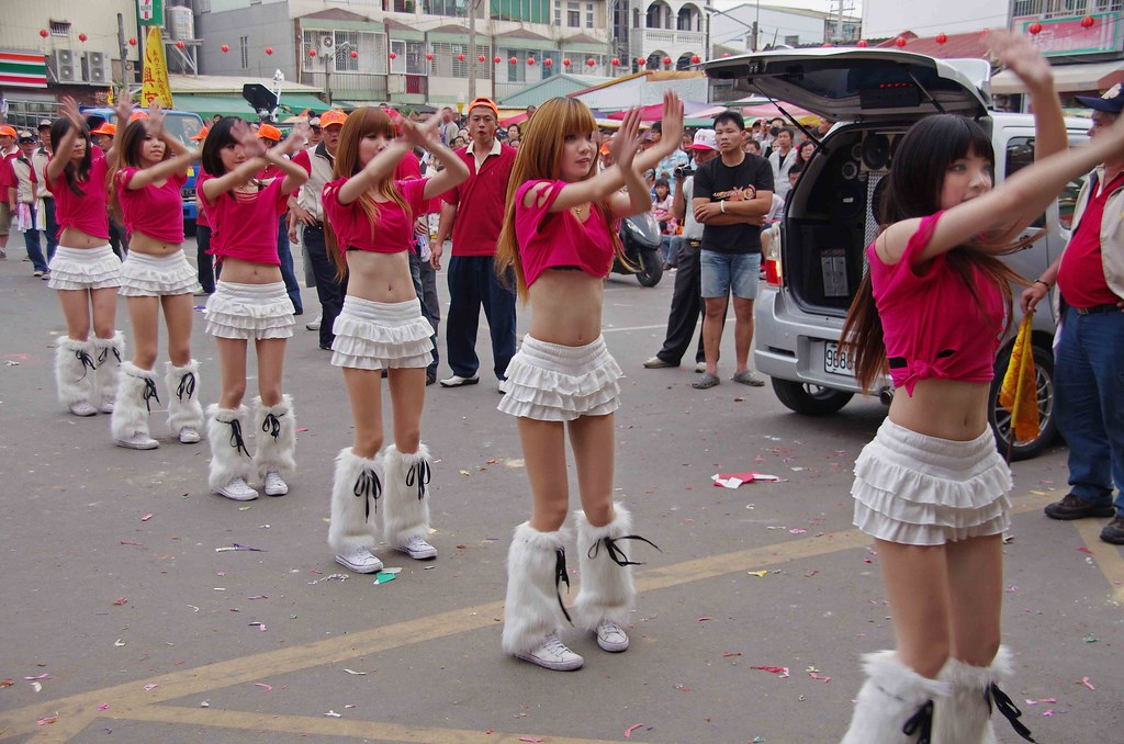 原來我的人像是台灣特有文化~