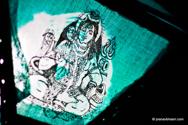 Lord Shiva, The Destroyer by Pranav Bhasin
