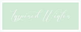 Inspired Winter Shipping handwriting COTSWOLD GREEN
