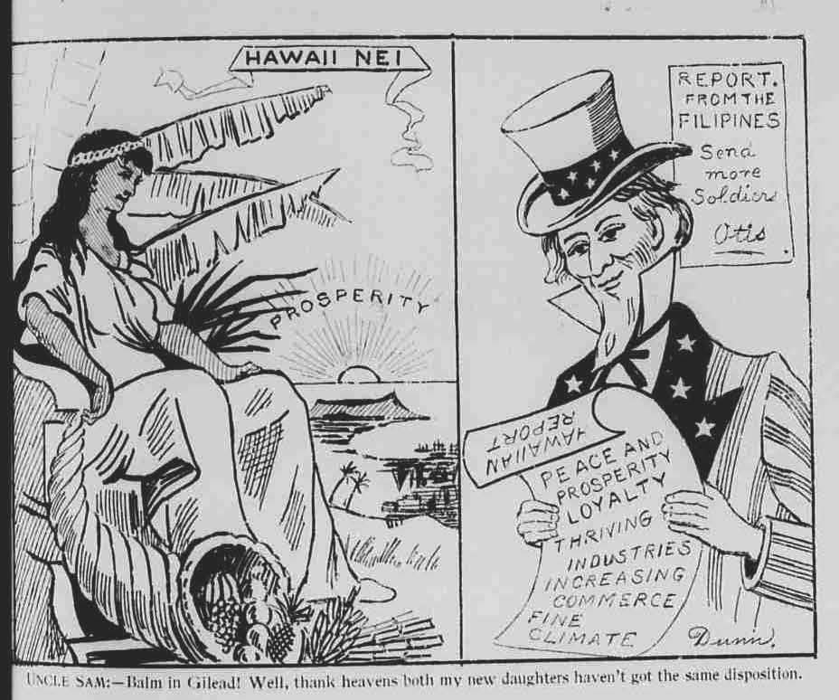 the united states annexation of hawaii Much has been written about the hawaiian revolution of 1893 which overthrew  the monarchy and brought hawai'i very close to annexation to the united states.