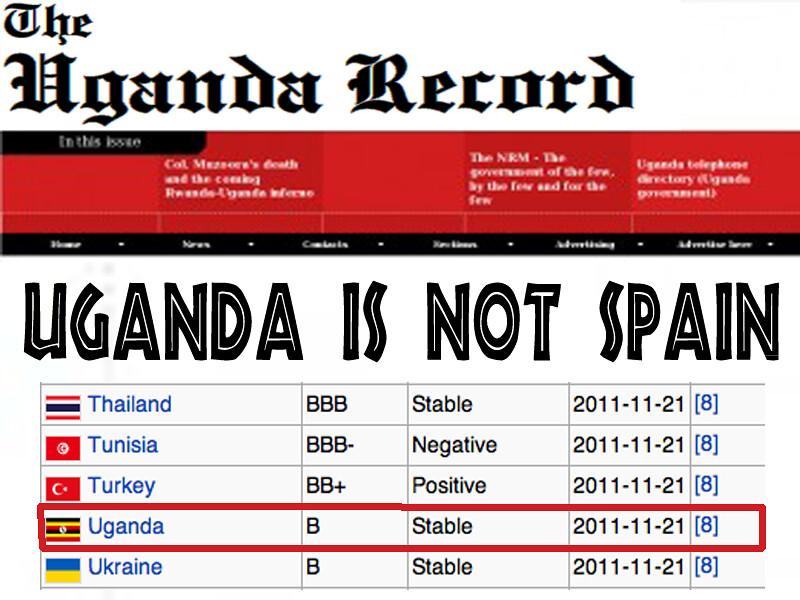 UGANDA HEADLINE
