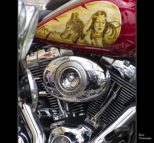 Harley Davidson Meeting Cascais 2012