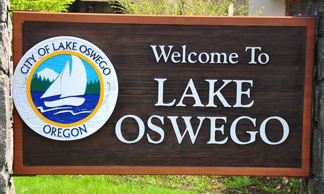 Welcome to Lake Oswego