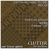 Clutter for Builders - Chatton Hall Fabric Textures Brocades