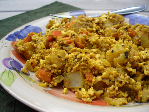 2013-05-19 - Roasted Veg Tofu Scramble - 0002