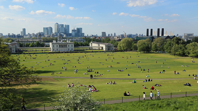 Guide To Greenwich Park