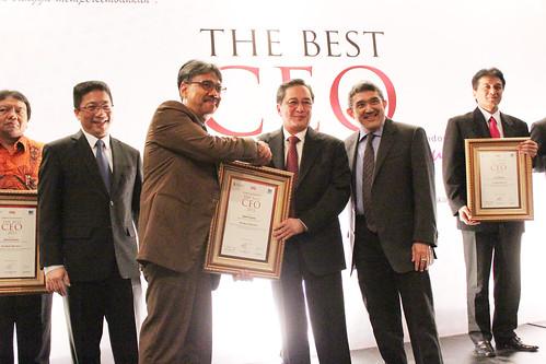 The Best CEO 2013: Djoko Pranoto.