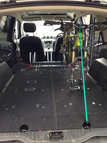Interior Car Bike Rack For 163 31 99 Fits Any Car With