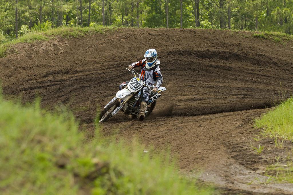 Autoline at the FL GA Motocross Racing Series