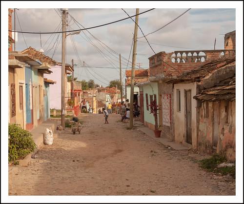 straat in trinidad by hans van egdom