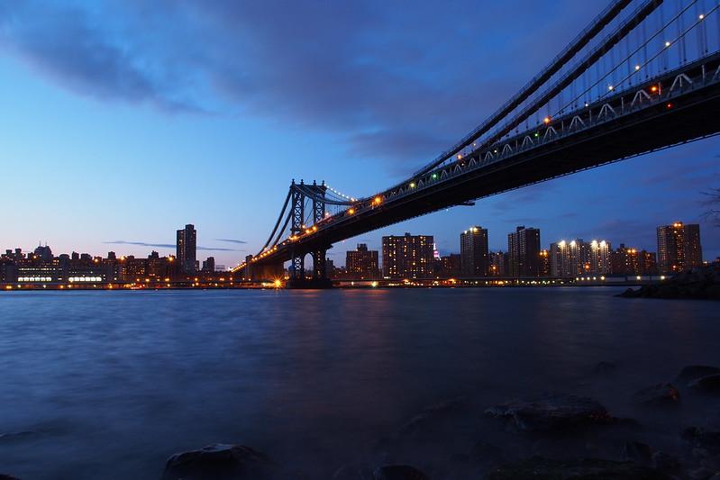 Manhattan bridge|New York