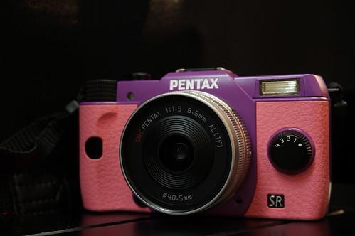 Review : PENTAX Q10