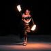 Fire Dancing at Beverlys - June 2013