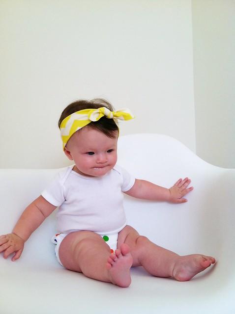 Wren Winter: 7 months old