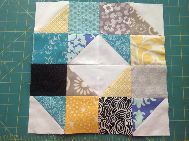 Bee blocks June
