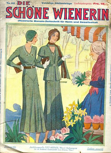 Die schöne Wienerin 1932 front cover