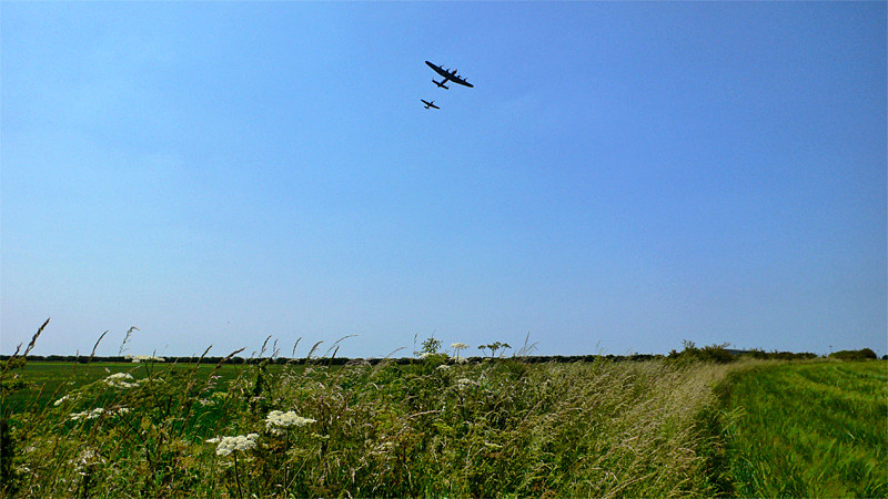 Battle of Britain Memorial Flypast