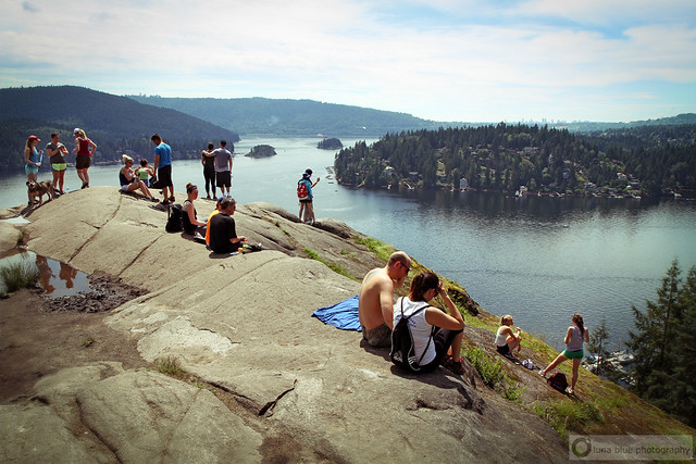 Metro Vancouver Trails Quarry Rock Blog Miss604