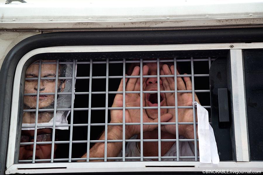 Народный сход в поддержку Навального в Москве ФОТО©binorable.livejournal.com