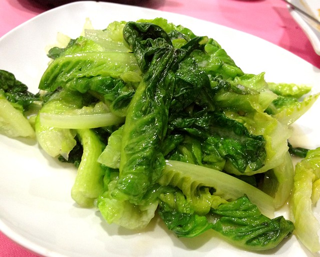 Stir Fried Yao Mak