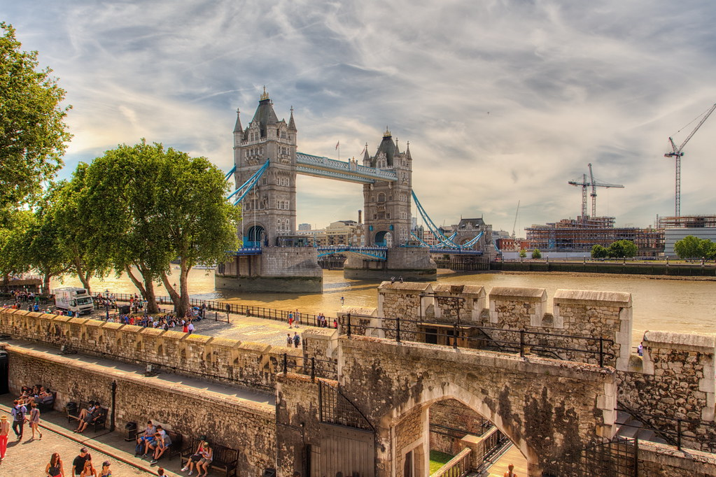 from Tower of London
