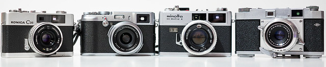 A Retro of Rangefinders