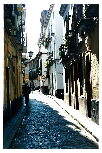 Random Street in Spain