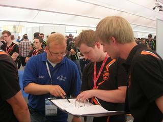 Formula Student Germany 2013