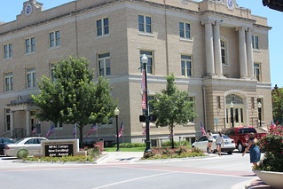 Historic Downtown McKinney Square | McKinney, Texas