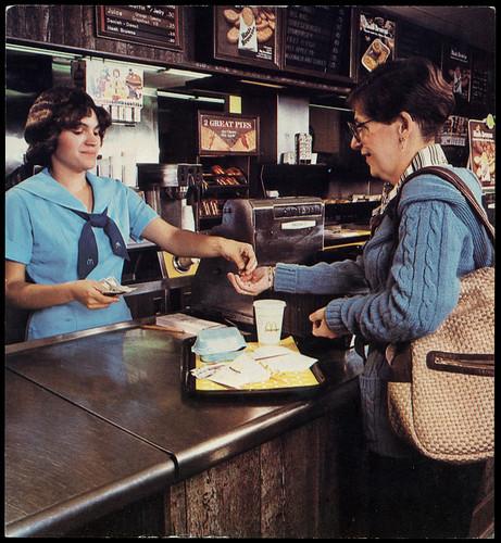 DLM Flash Cards - McDonalds - 5 of 6 - (c) 1978