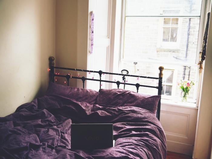 bedroom tour 1