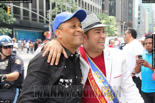 Desfile dominicano en New York by Manny Zoom