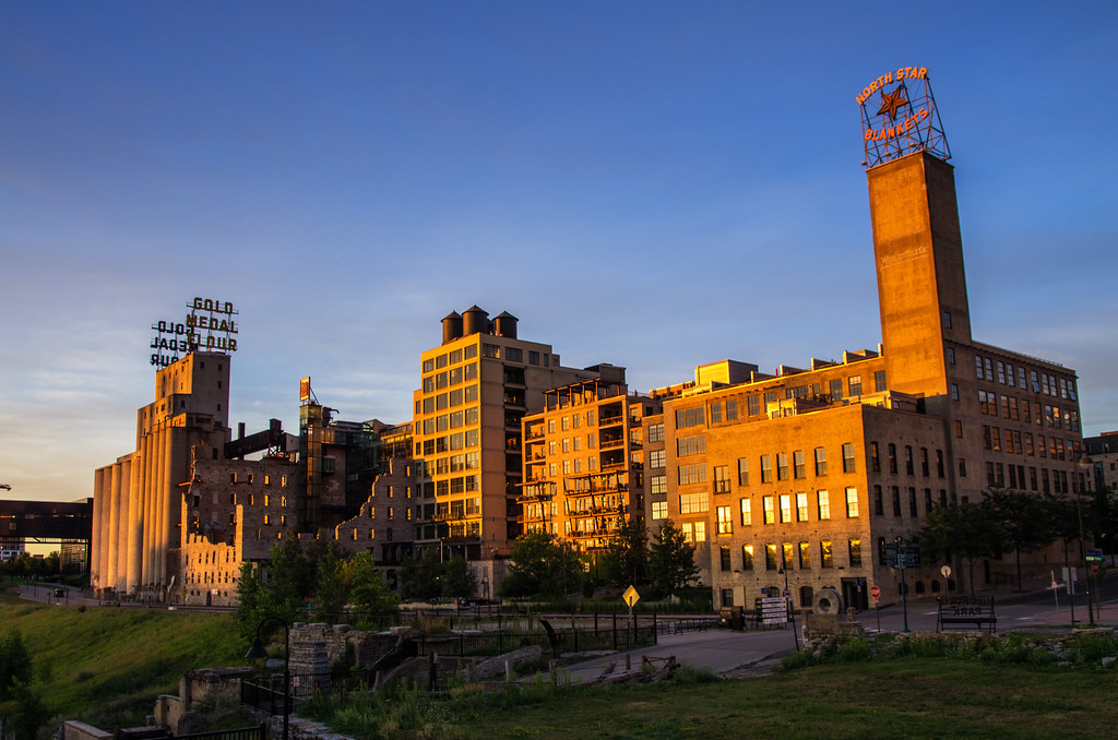 Mill City Museum - Minneapolis