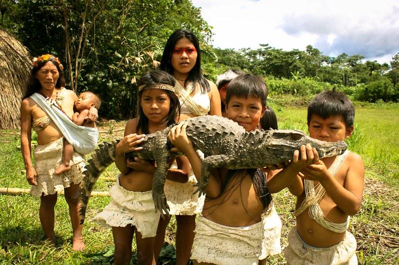 Tribe Yasuni
