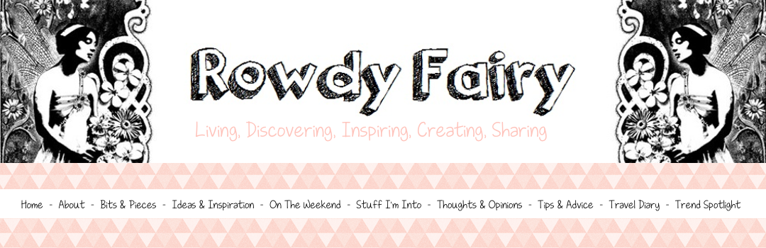 Rowdy header & banner