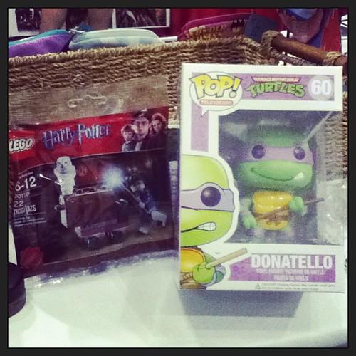 Toys! #fanexpocanada #popvinyl #funko #harrypotter