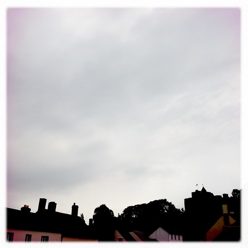 Summer Skies 2013 Day 32: Dunster