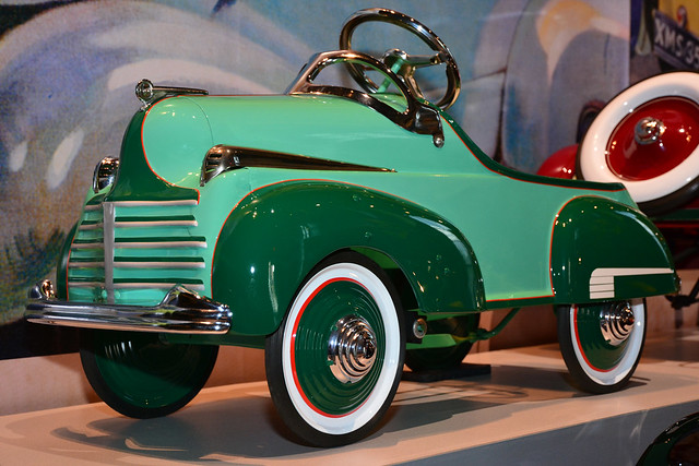Car Shopping App >> 1941 Steelcraft Chrysler Pedal Car | Flickr - Photo Sharing!