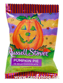 Russell Stover Pumpkin Pie