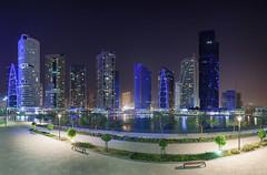 Jumeirah Lake Towers (JLT)
