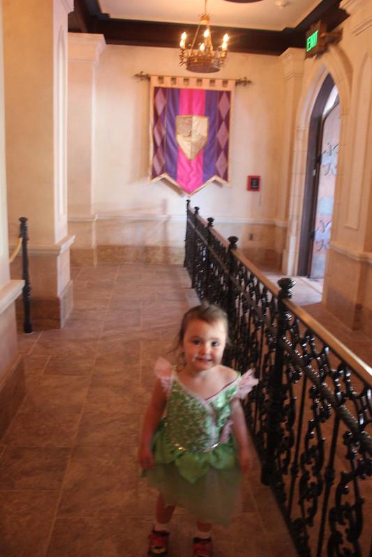Princess Fairytale Hall Entryway