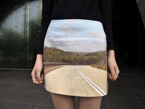 Road Skirt.