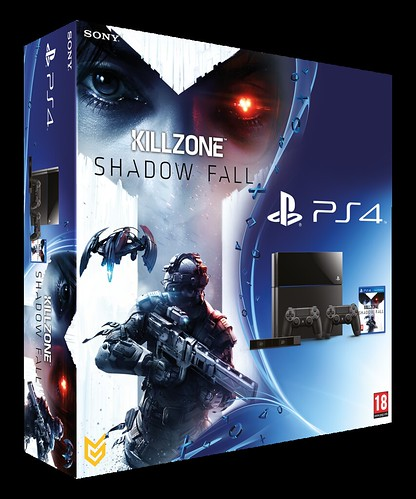pack ps killzone shadow fall