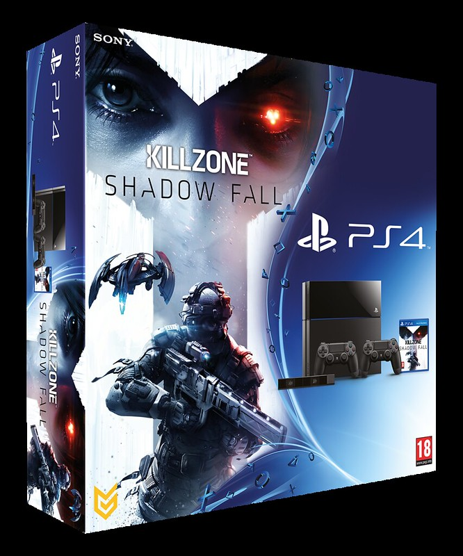Sony PS4 Killzone Shadow Fall bundel